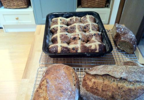 SD Hot Cross n Bread