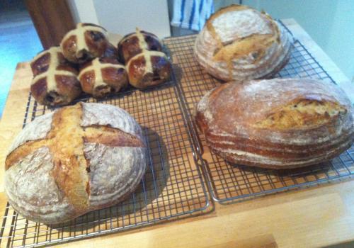 thursday14march bread n buns