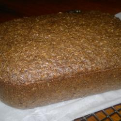 Buckwheat Pumpernickel - second loaf